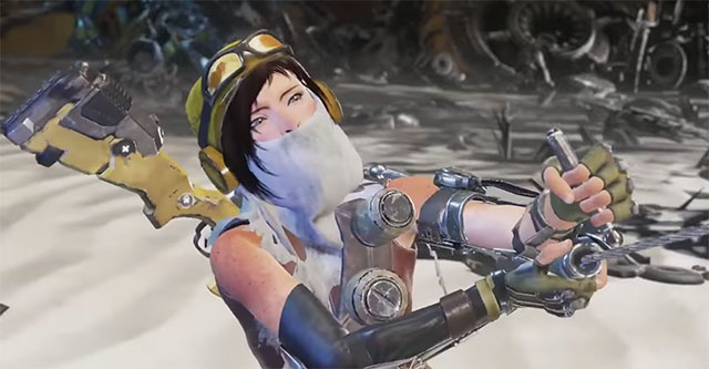 ReCore - trailer Gamescom 2016