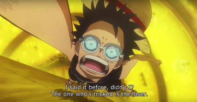 One Piece Film Gold - trailer internacional