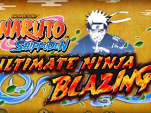 Naruto Shippuden: Ultimate Ninja Blazing - trailer internacional