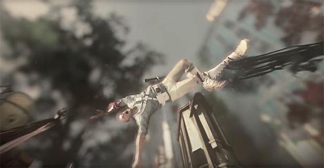 Dishonored 2 - Gameplay