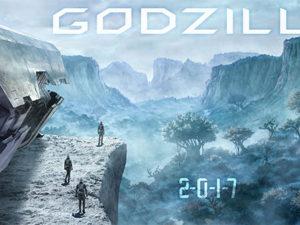 Anime de Godzilla por Gen Urobuchi