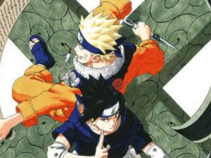 Devir lança Naruto Vol. 17 e Blue Exorcist Vol. 9