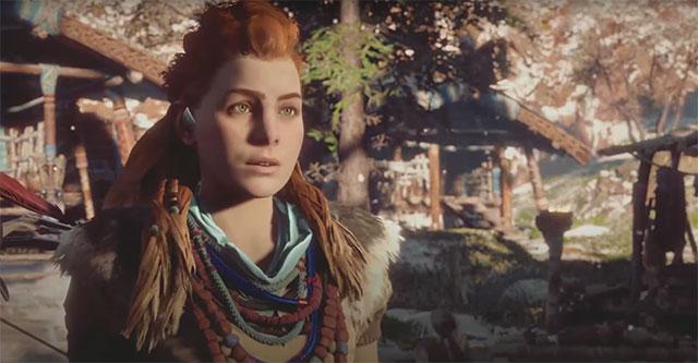 Horizon Zero Dawn - novo gameplay