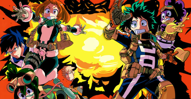 Ranking vendas manga no Japão (29/08 a 04/09)