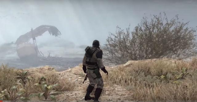 Metal Gear Survive - Gameplay