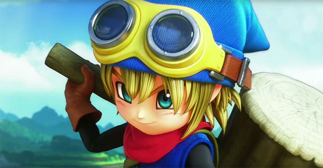 Dragon Quest Builders - Demo disponível na Europa / América