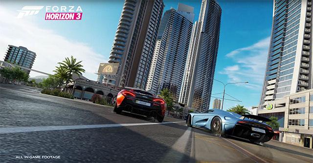 Forza Horizon 3 - trailer de lançamento
