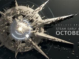 Endless Space 2 a 6 e Outubro
