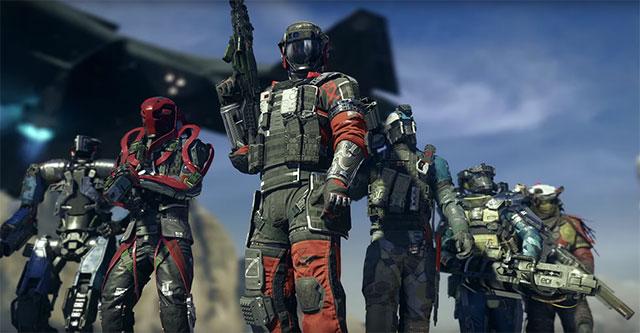Call of Duty: Infinite Warfare - trailer do Multiplayer