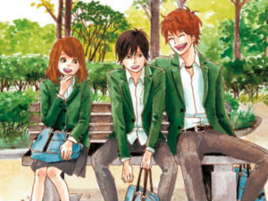 Orange - manga vai ter spinoff