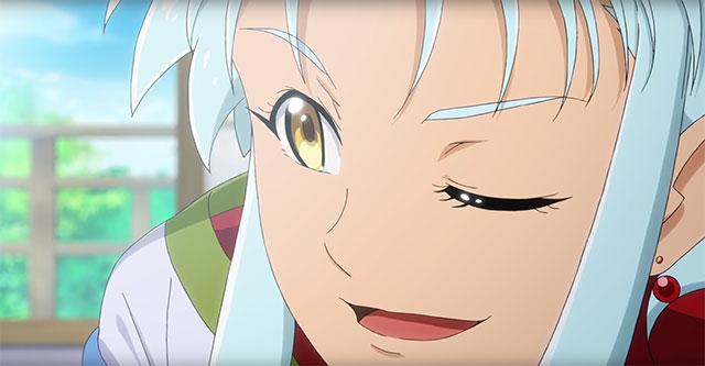 "Tenchi Muyo! – trailer da ""4ª temporada"""