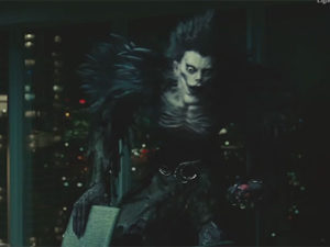 Death Note Light up the NEW world mostra Ryuk e Shien