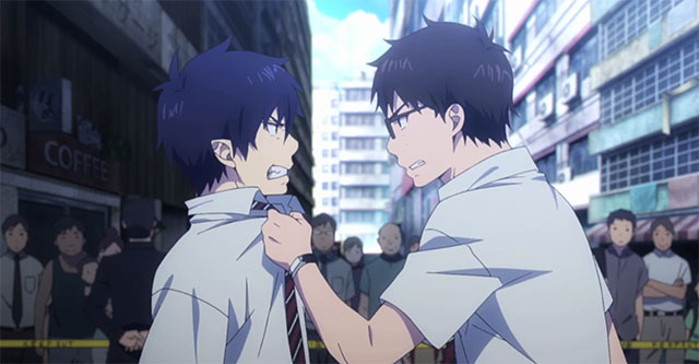 Blue Exorcist 2 - trailer