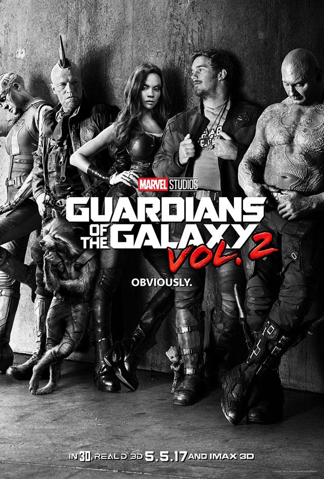 Resultado de imagem para guardiões da galáxia 2 poster