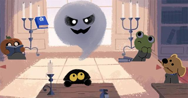 Google festeja Halloween com jogo temático