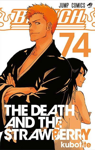 Capa do último volume de Bleach