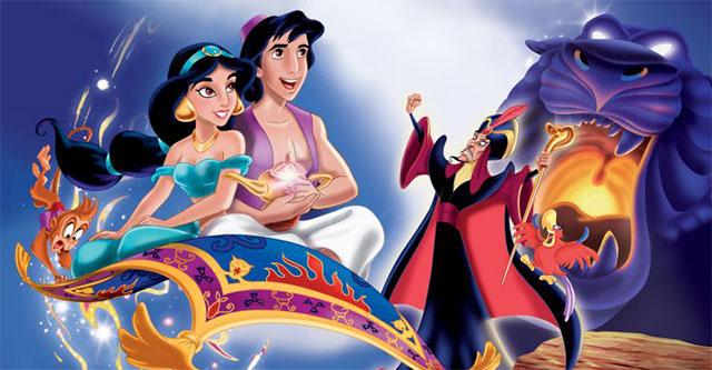 Aladdin vai ter filme Live-action