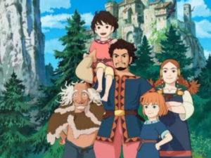 Amazon vai lançar série anime pelo Studio Ghibli