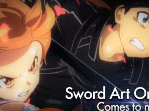 Sword Art Online: Memory Defrag - trailer