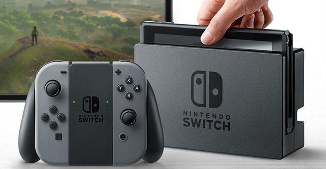 Preço da Nintendo Switch a 12 de Janeiro
