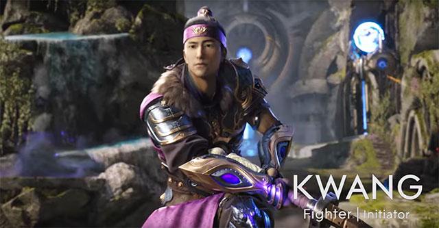 Paragon - trailer Kwang
