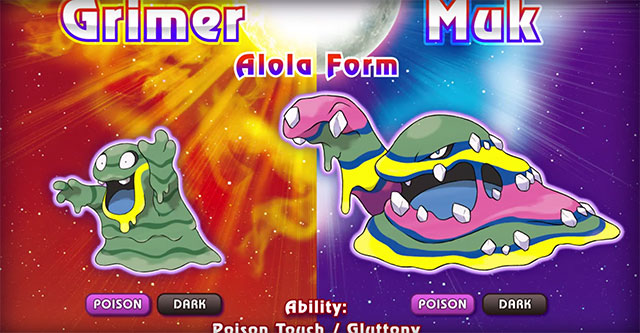 Pokémon Sun e Pokémon Moon - novos personagens