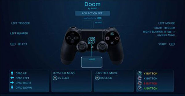 Steam vai suportar o DualShock 4