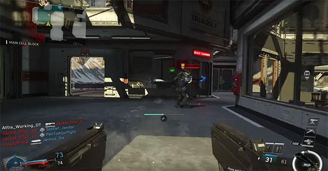 Call of Duty: Infinite Warfare apresenta as armas