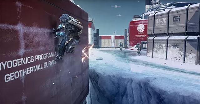 Call of Duty: Infinite Warfare - trailer da Beta
