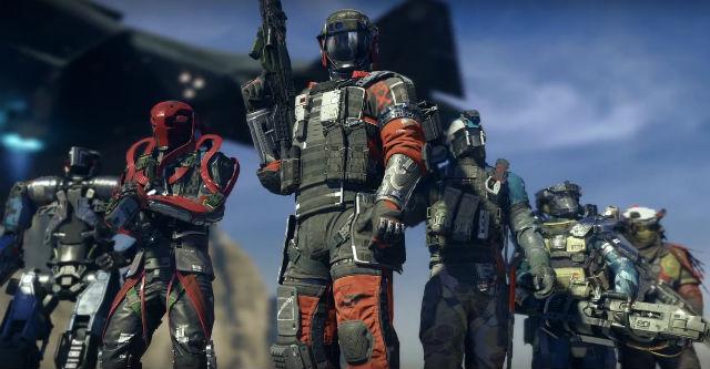 Call of Duty: Infinite Warfare - vídeo mostra equipamento