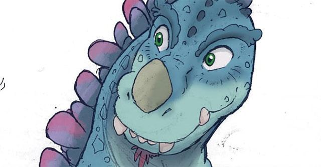 Tyrannosaurus vai ter novo filme anime