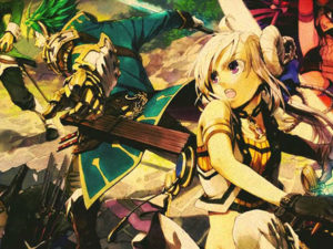Record of Grancrest War vai ser anime