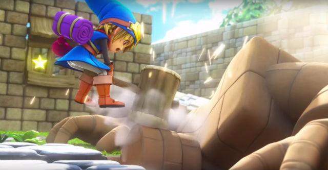 Dragon Quest Builders - trailer de lançamento