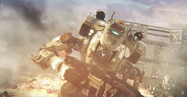 "Titanfall 2 - trailer ""épico"""
