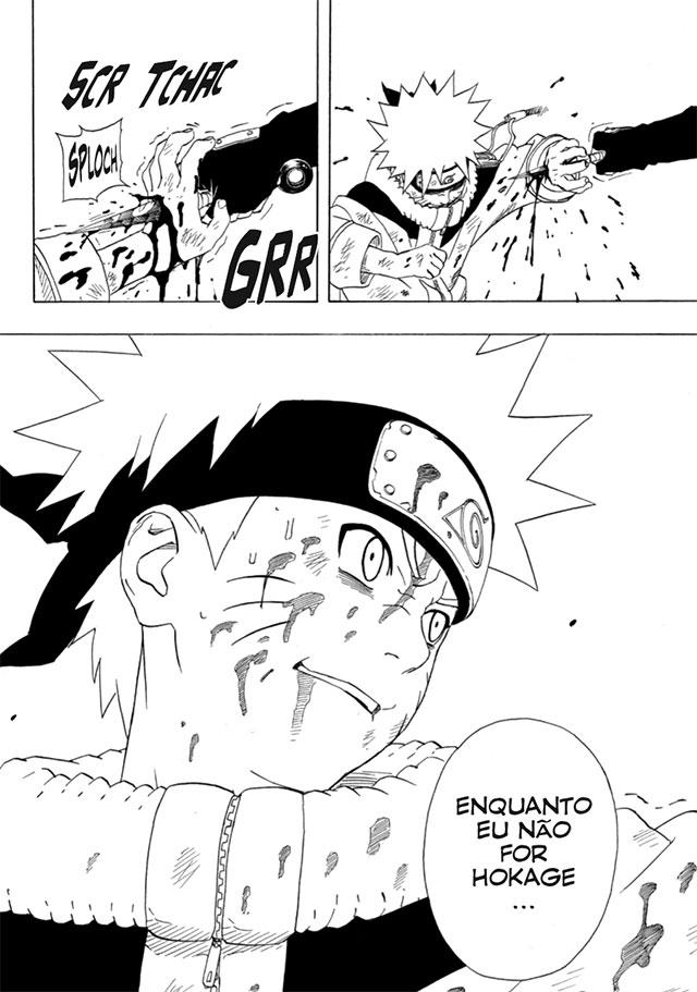 Naruto Orochimaru Action