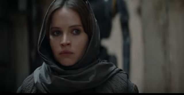 "Rogue One: A Star Wars Story - trailer ""Together"""