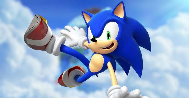 Filme de Sonic por Tim Miller