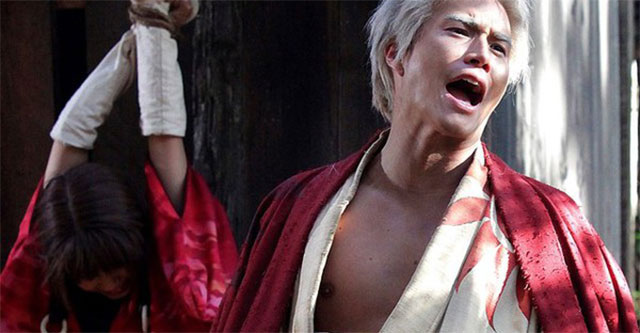 Blade of the Immortal – mais fotos do Live-action