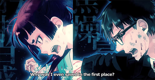 Blue Exorcist: Kyoto Saga - trailer internacional