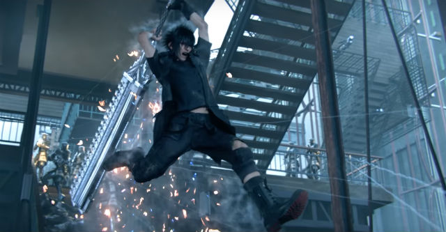 Final Fantasy XV vai ter nova Demo