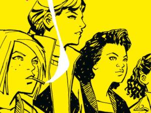 Devir lança Paper Girls na Comic Con Portugal 2016