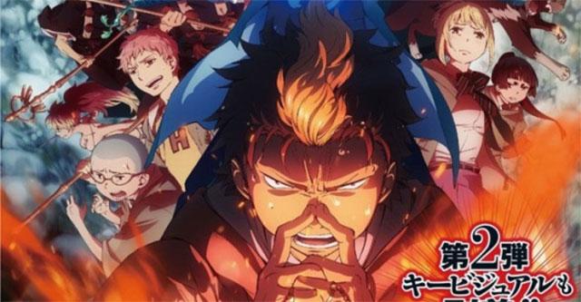 Blue Exorcist: Kyoto Saga estreia a 6 Janeiro