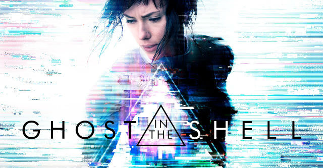 Ghost in the Shell Live-action - Trailer oficial