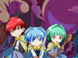 Koro Teacher Quest! estreia a 23 de Dezembro