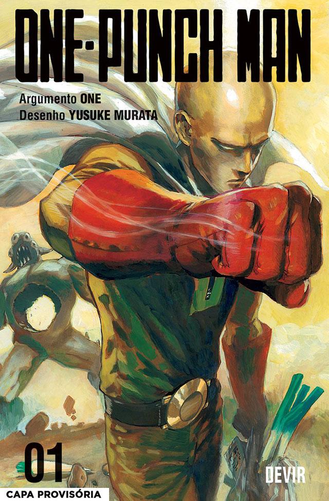 Devir vai lançar One-Punch Man em Portugal