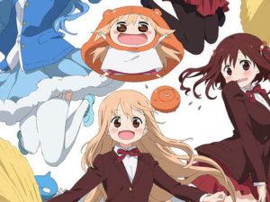 Imagem promocional do novo OAD de Himouto! Umaru-chan