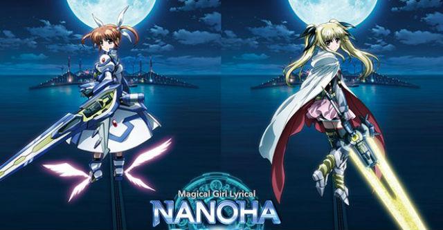 1º filme de Magical Girl Lyrical Nanoha Reflection em Julho