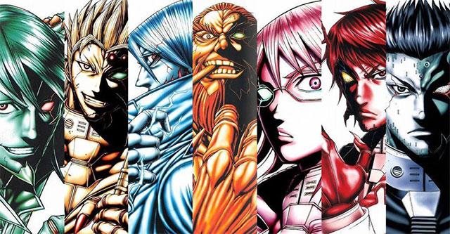 Ranking vendas manga no Japão (21/11 a 27/11)