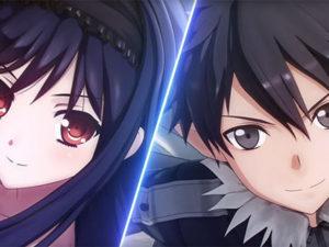 Accel World vs. Sword Art Online – novo trailer