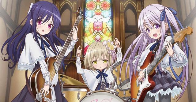 Tenshi no 3P! - imagem promocional